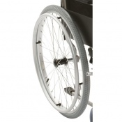 Replacement Wheel for the Drive Medical Lightweight Enigma Aluminium Self Propelled Wheelchair
