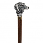 Retriever Collectors' Walking Stick