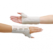 Rolyan Original D-Ring Wrist and Thumb Spica