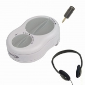 Sarabec Crescendo 60/2 Headphone Listening System