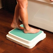 Savanah Modular Bath Step