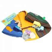 Seaside Sensory Play Story Mat Collection