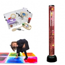 Create Your Own Sensory Play Room Beginner's Kit