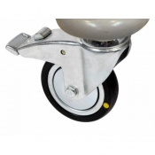 Set of Four Anti-Static Castors for Sunflower Medical Vista Storage Modules