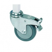 Set of Four Castors for Sunflower Medical Vista Storage Modules