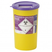 Sharpsguard Cyto 5L Sharps Container (Case of 48)