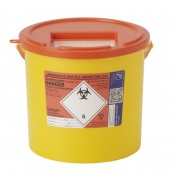 Sharpsguard Orange 11.5L General-Purpose Sharps Container (Case of 20)