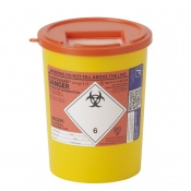 Sharpsguard Orange 3.75L General-Purpose Sharps Container (Case of 48)