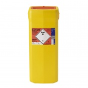 Sharpsguard Orange 35L Theatre Sharps Bin (Case of 4)