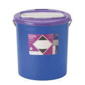 Sharpsguard Pharmi Cyto 22L XA High-Volume Medicinal Waste Container (Case of 7)