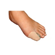 Silipos Gel Toe Cap With Toe Spreader (2 Pack)