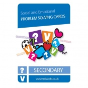 Social and Emotional Problem Solving Cards (Secondary)