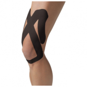SpiderTech Upper Knee Pre-Cut Kinesiology Tape (6 Pack Tin)