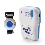 Splash Proof Wireless Call Pendant with MPPL Pager
