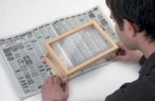 Standing Page Magnifier