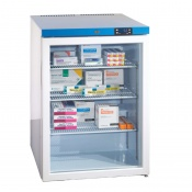 Sunflower Medical 150 Litre Glass Door Under Worktop  Pharmacy Fridge