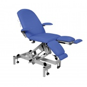 Sunflower Medical Mid Blue Fusion Hydraulic Podiatry Chair