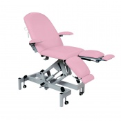 Sunflower Medical Salmon Fusion Hydraulic Podiatry Chair