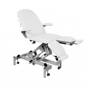 Sunflower Medical White Fusion Hydraulic Podiatry Chair