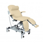 Sunflower Medical Beige Fusion Podiatry Electric Tilting Chair