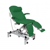 Sunflower Medical Green Fusion Podiatry Electric Tilting Chair