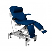 Sunflower Medical Navy Fusion Podiatry Electric Tilting Chair
