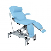 Sunflower Medical Cool Blue Fusion Podiatry Electric Trendelenburg Chair