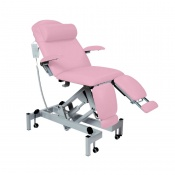 Sunflower Medical Salmon Fusion Podiatry Electric Trendelenburg Chair