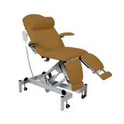 Sunflower Medical Walnut Fusion Podiatry Electric Trendelenburg Chair