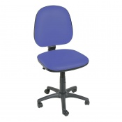 Sunflower Medical Mid Blue Gas-Lift Chair
