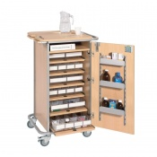 Sunflower Medical Small Unit Dosage System Trolley