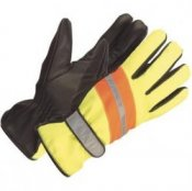 Super High-Visibility Gloves (Case of 120 Pairs)