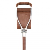 Tan Leather Adjustable Shooting Seat Stick