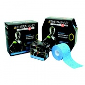 TheraBand Kinesiology Tape (Pre-Cut Strip Roll)