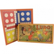 Traditional Ludo Parlour Game