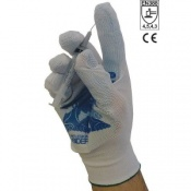 TurtleSkin CP Neon Insider 430 Cut Resistant Safety Gloves