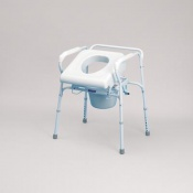 Uplift Commode Assist with Frame