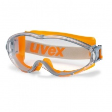 Uvex Ultrasonic Clear Safety Goggles