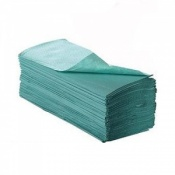 V Fold 1 Ply Hand Towels