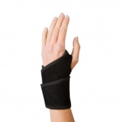 Variable Compression Wrist Wrap