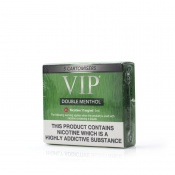 VIP Electronic Cigarette Double Menthol Mild Strength E-Liquid Cartomisers - Money Off!