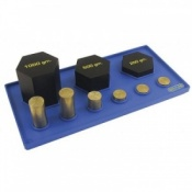 Mass Weighing Set with Tray
