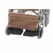 Wheelchair Calf Strap Fleece