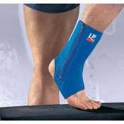 LP Neoprene Ankle Support with Zipper