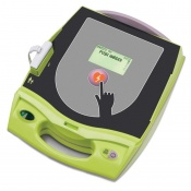 Zoll AED Plus Defibrillator First Responder With Professional Interface