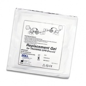 Zoll Replacement Gel Pads For CPR-D Training Padz (Pack of Five)