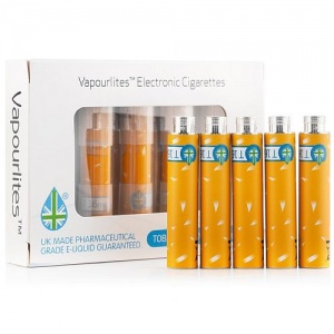 Vapour Pharma+ Tobacco 11mg Electronic Cigarette Cartomiser Refills