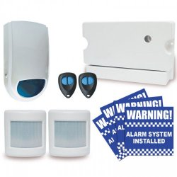 Watchguard SMS 2010 Wireless Alarm System with SMS Notifications