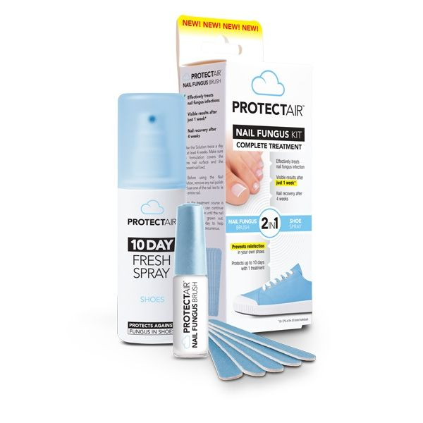 Protect Air Nail Fungus Kit