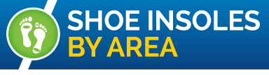Shop Shoe Insoles by Area of Use